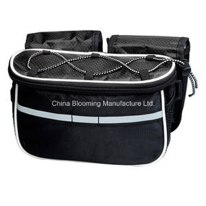 Bicycle Handlebar Frame Bag Pannier Cycling Front Pack Bike Bag pictures & photos