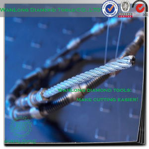 Diamond Wire for Quarrying, Diamond Wire for Stone Block Cutting pictures & photos