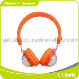 Fashion Flashing LED Bluetooth Headphone, LED Headphones Wholesale pictures & photos
