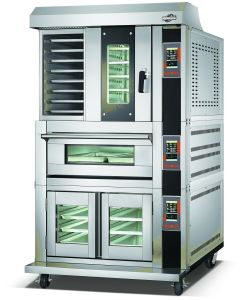 Gas Steam Oven/Hot Air Convection Oven (zh) pictures & photos
