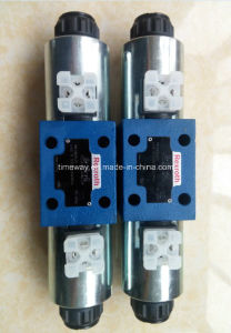 Rexroth Hydraulic Vale Solenoid Valve 4we10g33-Cg24n9k4 pictures & photos
