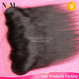 7A Brazilian Lace Frontal 13X4 Straight Lace Frontal Closure Ear to Ear Full Lace Frontal and Closures with Baby Hair pictures & photos