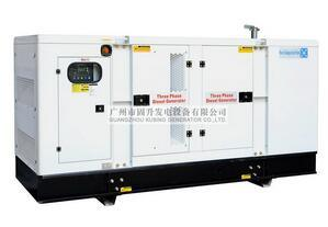 10kVA-2250kVA Power Diesel Silent Soundproof Generator Set with Perkins Engine (PK31800)