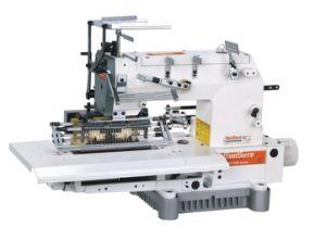 25 Needle Single Elastic Shirring Smocking Sewing Machine pictures & photos