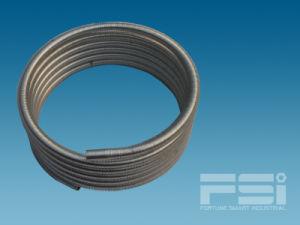Coiling Aluminum Finned Tube Heat Exchanger 619 pictures & photos