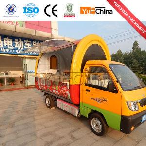China Popular Bike Food Cart Manufacturer pictures & photos
