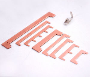 Brass Copper Pressed Electrical Terminals Busbars pictures & photos