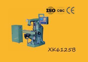 CNC Milling Machine (XK-6125B) Fresadora pictures & photos