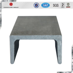 GB Q235 Hot Rolled Alloy Channel Steel Manufactures pictures & photos