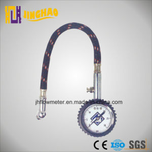 Tire Pressure Hose Gauge Tire Gauge with Hose Tire Pressure Gauge with Hose (JH-YL-T) pictures & photos