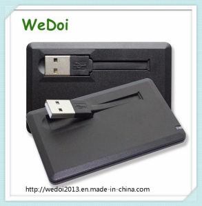 Hot Selling Card USB Pendrive with High Quality (WY-C07) pictures & photos