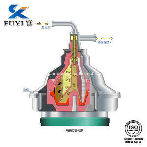 New Cream Separator for Milk and Whey Skimming 5000-40000L/H pictures & photos