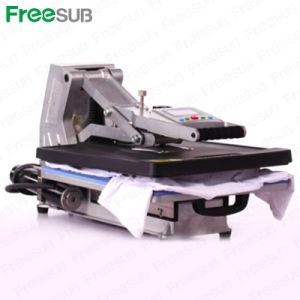Automatic T-Shirt Printing Sublimation Heat Press Machine (ST-4050A) pictures & photos