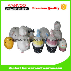 Cute Hand Painted Piggy Bank for Children and Adults pictures & photos