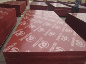 Black Thick Film Faced Plywood for Construction pictures & photos