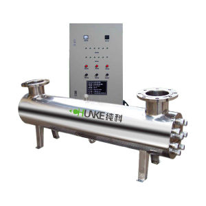 UV Water Sterilizer of Different Flow Rate pictures & photos