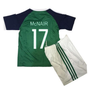 New 2016 2017 Northern Ireland Home and Away Children Soccer Jersey pictures & photos