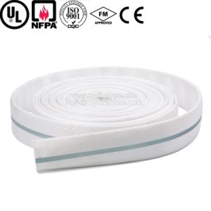 2 Inch PVC High Pressure Double Jacket Fire Water Hose pictures & photos