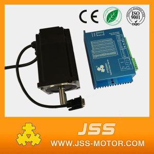NEMA 34 Stepper Motor with Encoder 8nm, Largest Speed Then Open Loop Type pictures & photos