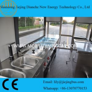 2017 New Outlook Mobile Food Trailer for Sale Ce Approved pictures & photos