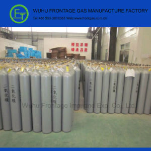 High Pressure Seamless Steel Cylinder CO2 pictures & photos