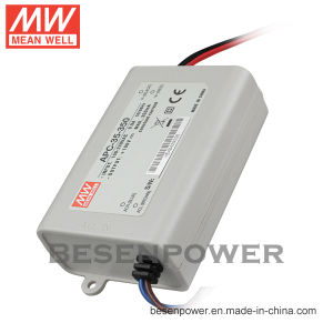 Meanwell/35W/350mA/LED Driver with IP30 (APC-35-350)
