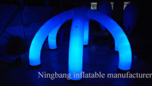 Advertising Lighting Inflatable Arch for Event
