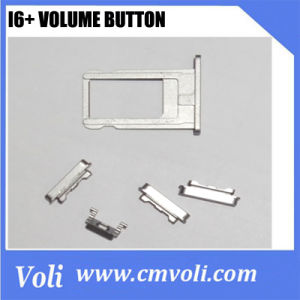 for iPhone 6 plus SIM Card Tray & Side Buttons Set 100% tested Include Power button, Volume button, Mute button pictures & photos