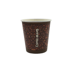 Factory Direct Sales Cheap 6.5oz Costa Coffee Paper Cup pictures & photos