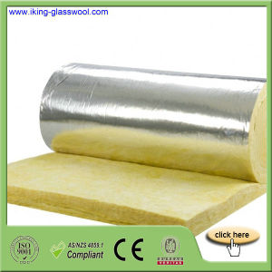 Thermal Insulation Glass Wool with Aluminum Foil pictures & photos