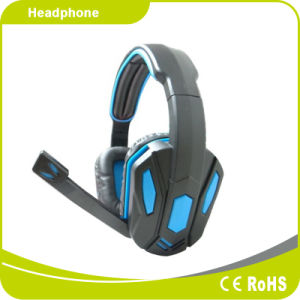 Fashion High Quality Stereo Computer Game Headphone pictures & photos