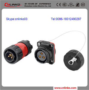 Plastic Connectors/Solar Panel Connectors/Lighting Connector with UL, CE, RoHS Approved pictures & photos