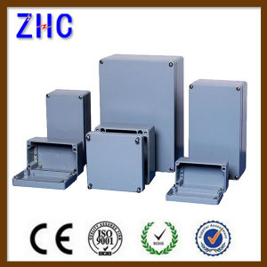 Diecast Project Enclosure Box 228*150*75 mm Aluminium Metal Junction Box pictures & photos