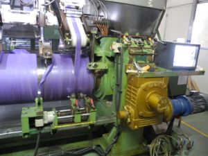 Rigid PVC Sheet Calendering Mixing Mill/Calender Machine pictures & photos
