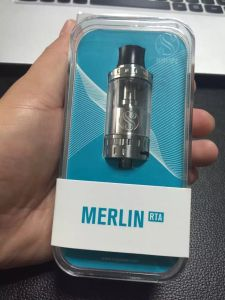 Merlin Rta Atomizer New Arrival Augvape Merlin Rta 4ml Top Filling Tank pictures & photos