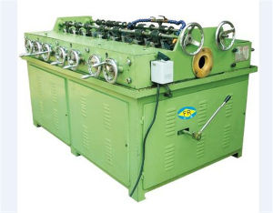 China Supplier Metal Carton Steel Pipe Flattening Machine (FR-50)