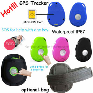 Newest Portable Mini GPS Tracker with Fall Down Alert EV-07 pictures & photos
