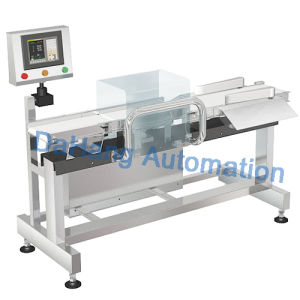Canned Abalone Check Weigher with Reject Arms pictures & photos