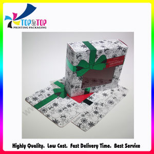 Beautiful Gift Boxes Wholesale Paper Christmas Packaging pictures & photos