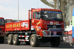 13 Ton Dongfeng Kingland 6*6 off Road Desert Truck (EQ2250AXD)