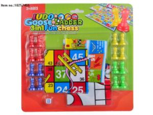3 in 1 Fun Chess Toys for Children pictures & photos