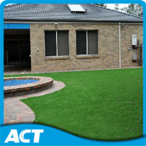 PE Synthetic Grass for Landscaping Garden Turf L40 pictures & photos