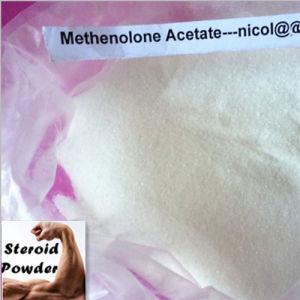 Primobolan Powder Methenolone Acetate Hormone Powder Steroids for Sale pictures & photos