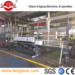 Glass Edger (YD-EM-8A) Glass Straight Line Edging Machine pictures & photos