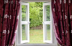 All Coloer Are Available UPVC Casement Window (TS-1063) pictures & photos