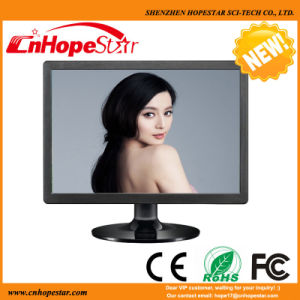 19inch LCD Widescreen Monitor pictures & photos