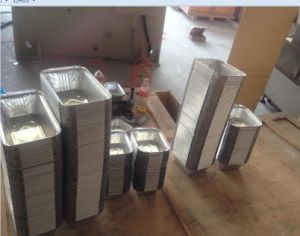 Airline Aluminium Foil Container Machine pictures & photos