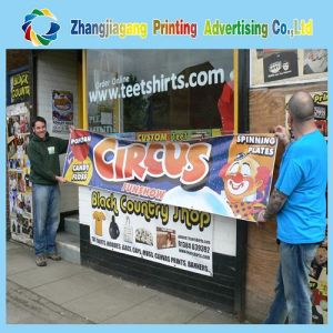 Custom Outdoor Printing PVC Advertising Flex Banner pictures & photos