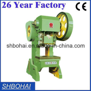 Cross Crank Type Mechanical Automatic Punching Machine (JB23-80T) pictures & photos