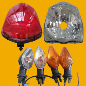 Motorbike Winker/Tail/Head Light, 2014 Titan150 Motorcycle Tail Light pictures & photos
